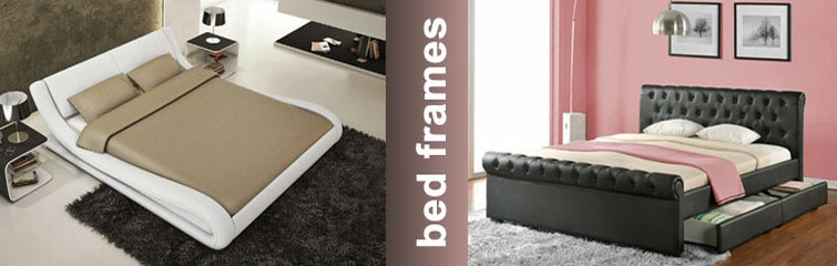Faux Leather Beds - Bed Frames in Coventry