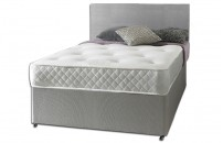 Special 1500 Pocket Memory Foam Divan Bed With Headboard Fast Delivery