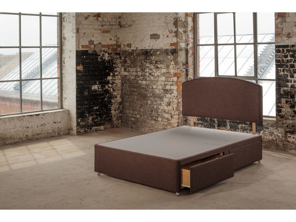 Hush divan base only from airsprung Divan beds base only