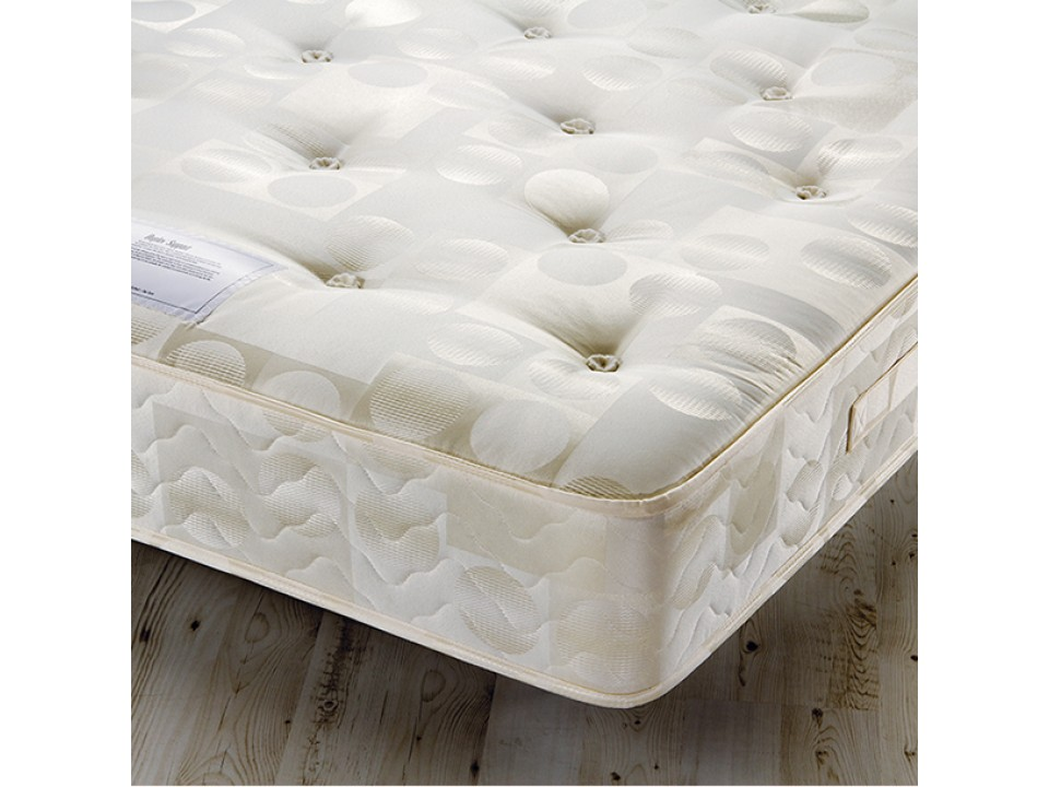 Hush Duplex Support Mattress From Airsprung