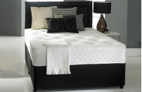 3000 Pocket Sprung Double or King Size Divan Memory Foam With Headboard