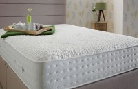 Natural Collection 2000 Pocket Encapsulated Luxury Divan Bed and Mattress Set