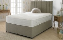Natural Collection 1000 Pocket Encapsulated Luxury Divan Bed and Mattress Set