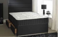 Great Value Divan Bed and Memory Foam Mattress Set