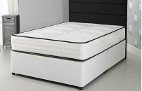 Promo Divan Bed and Memory Foam Mattress Set