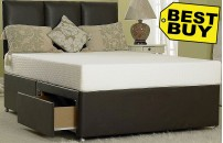 Divan Base Faux Leather