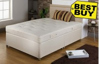 1000 Pocket Divan Bed and Mattress Limited Offer