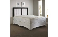 "Exclusive Double Divan - 12"" Pocket Sprung Memory Foam Mattress"