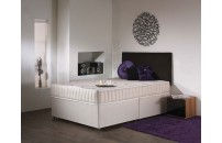 *EXPRESS FREE DELIVERY Deluxe Memory Foam Divan and Mattress Set