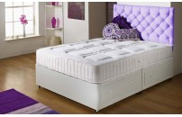 Special Offer Kingsize 4 Drawer Memory Foam Divan