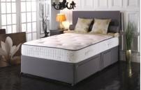 *PREMIER* 1000 Pocket Divan Bed and COOL Memory Foam Mattress Set