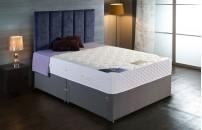 *PREMIER* 1000 Pocket Divan Bed and Encapsulated COOL Memory Foam Mattress Set