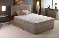 *PREMIER* 1000 Pocket Divan Bed and Talalay Latex Mattress Set