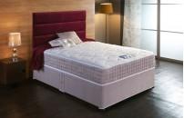 *PREMIER* 1500 Pocket Divan Bed and Talalay Latex Mattress Set