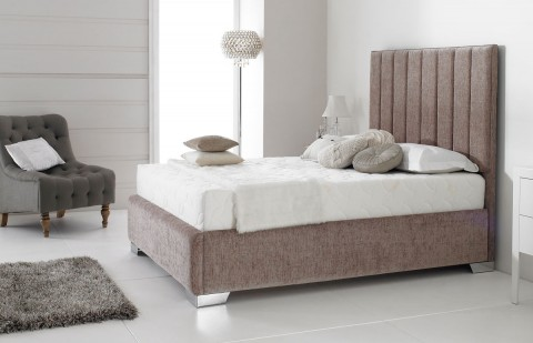 Affetto Fabric Designer Bed