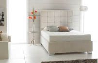 Aguzzo Fabric Designer Bed