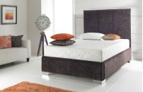 *NEW* Amaretto Fabric Designer Bed