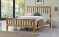 **NEW* Avon Solid Oak Bed