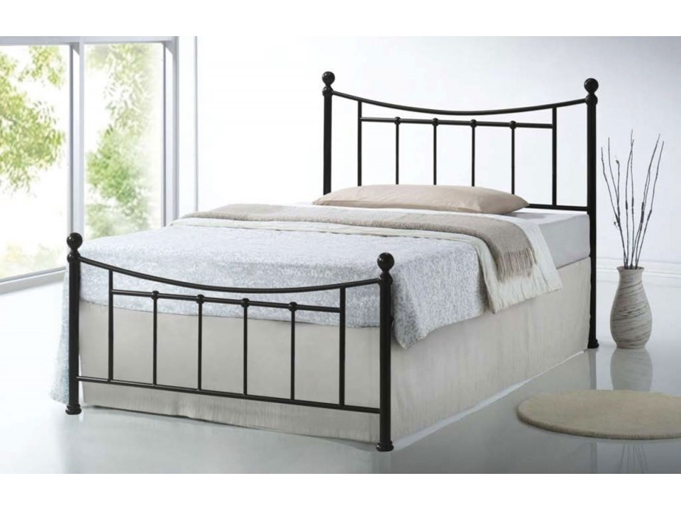 Bari Metal Bed Frame