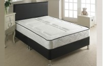 Chianti Faux Leather Bed