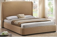 Como Fabric Bed Frame