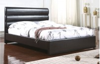 Dazio Faux Leather Bed