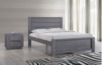 **NEW* Genesis Solid Wood Bed