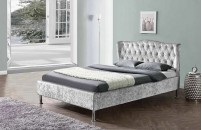*NEW* Socorro Wing Back Fabric Bed
