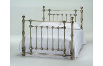 Vantage Antique Brass Bed Frame