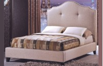 Velletri Fabric Bed Frame