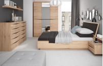 *Knightsbridge Bedroom - Grained Oak Finish