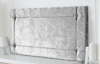 Idaho Crushed Velvet Headboard