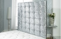 Ohatchee Crushed Velvet Cubed Wallboard