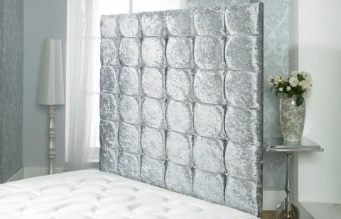 Ohatchee Crushed Velvet Cubed Wallboard