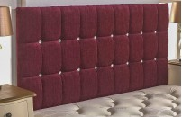 Opera Chenille Headboard Double Or Small Double Free Delivery