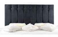 Stonebridge Faux Suede Headboard
