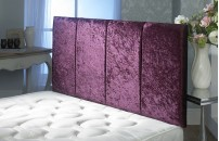 Surrey Crushed Velvet Headboard