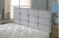 Velmont Chenille Headboard Super King Free Delivery