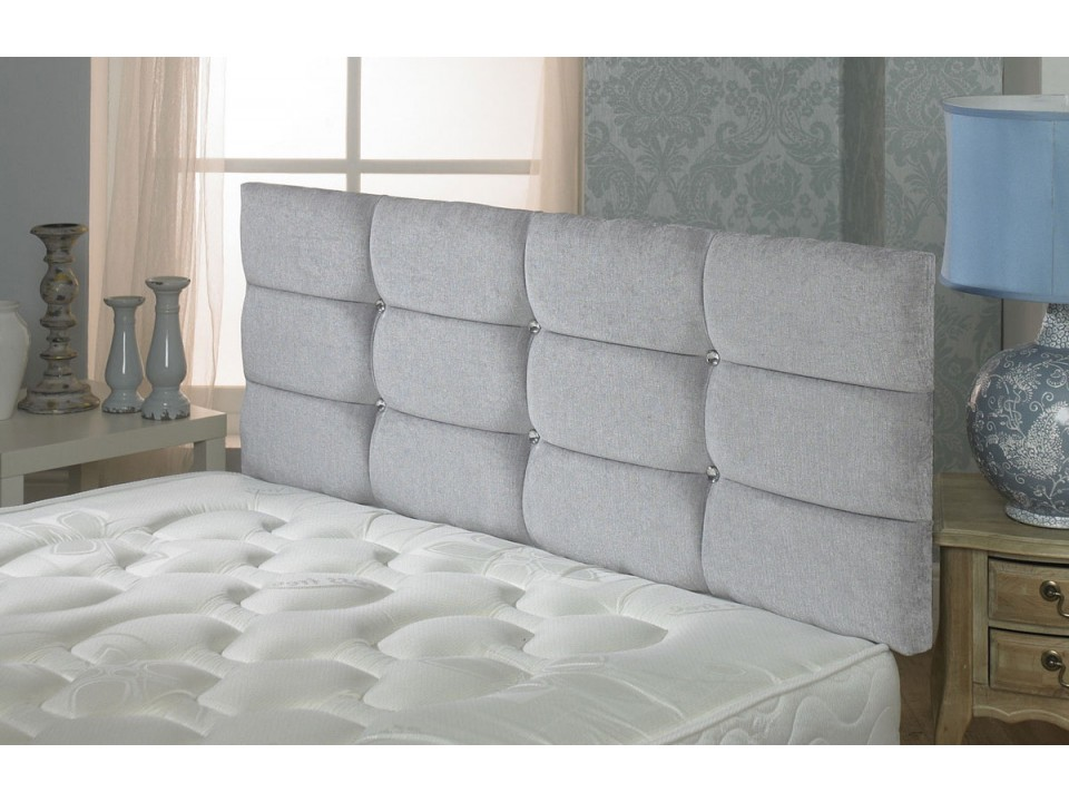 gray bed bedroom tall headboard quilted ideas charming fabric upholstered bedding light grey