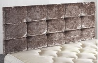 Ventura Crushed Velvet Headboard