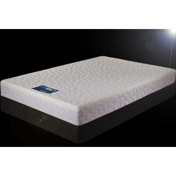Express free delivery 20cm memory foam mattress free pillows for High tech luxury bed