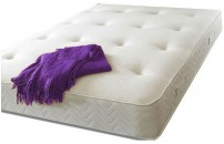 *EXPRESS FREE DELIVERY Coil Sprung Extra Deep Quilted Memory Foam Mattress
