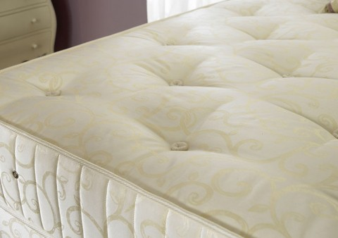 FIrm Backcare Orthopaedic Mattress Tufted