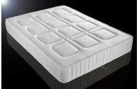 Coil Sprung Double or Small Double Mattress 1G Memory Foam Free Delivery