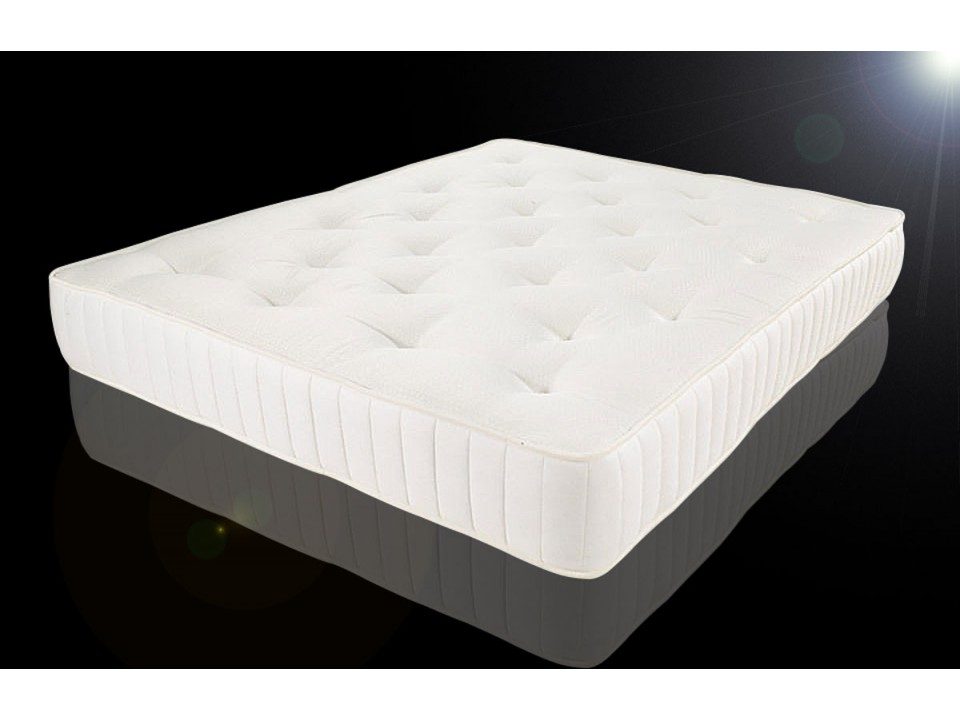 Double size pocket 1500 memory foam mattress promo fast delivery Double mattress memory foam