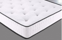 3000 Pocket Spring 25cm Mattress 2M With Memory Foam Single Size Free Delivery