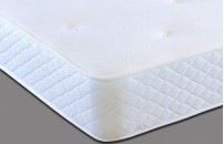 2000 Pocket Spring Cool Blue Memory Foam 25cm Mattress Super King 2H Free Delivery