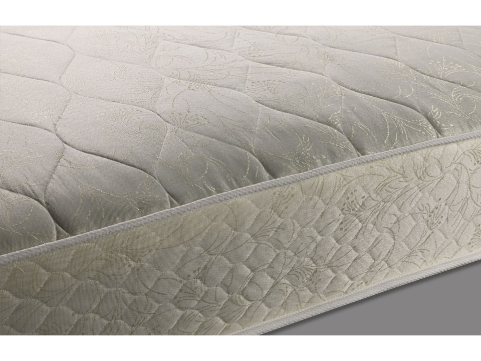 Next Day Gold Memory Foam Coil Sprung Mattress