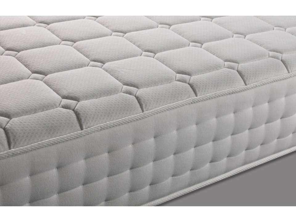 Next Day Pocket 1500 Memory Foam Encapsulated Mattress