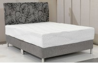 CoolFlex COOLBLUE 20cm Ultimate Memory Foam Mattress